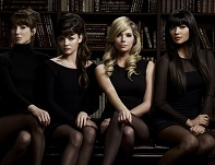 Pretty little liars fiche série