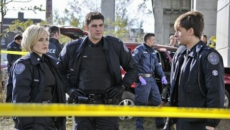 rookie blue visio