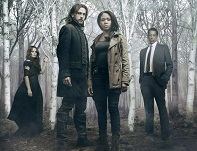 Sleepy hollow fiche série