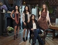 Witches Of East End fiche série