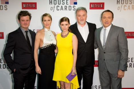 Netflix House of Cards Red Carpet Premiere
