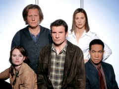 JOHN DOE.  The cast of JOHN DOE.  ™©2002FOX BROADCASTING  CR:FOX