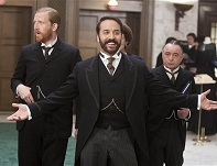 Mr selfridge fiche série
