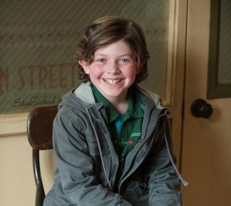 Growing Up Fisher - Season Pilot