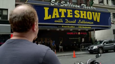 louie late show
