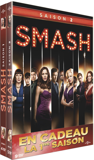 SMASH-S1 DVD