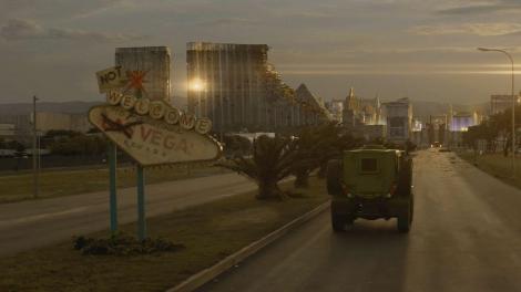 Bienvenue à Vega, une des dernières Cités humaines