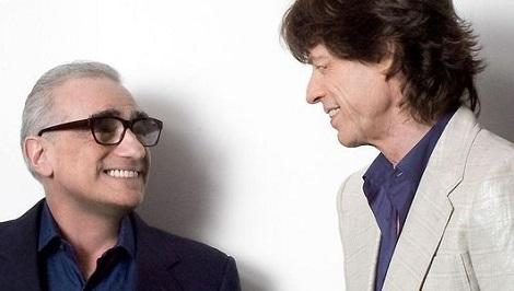Scorsese jagger