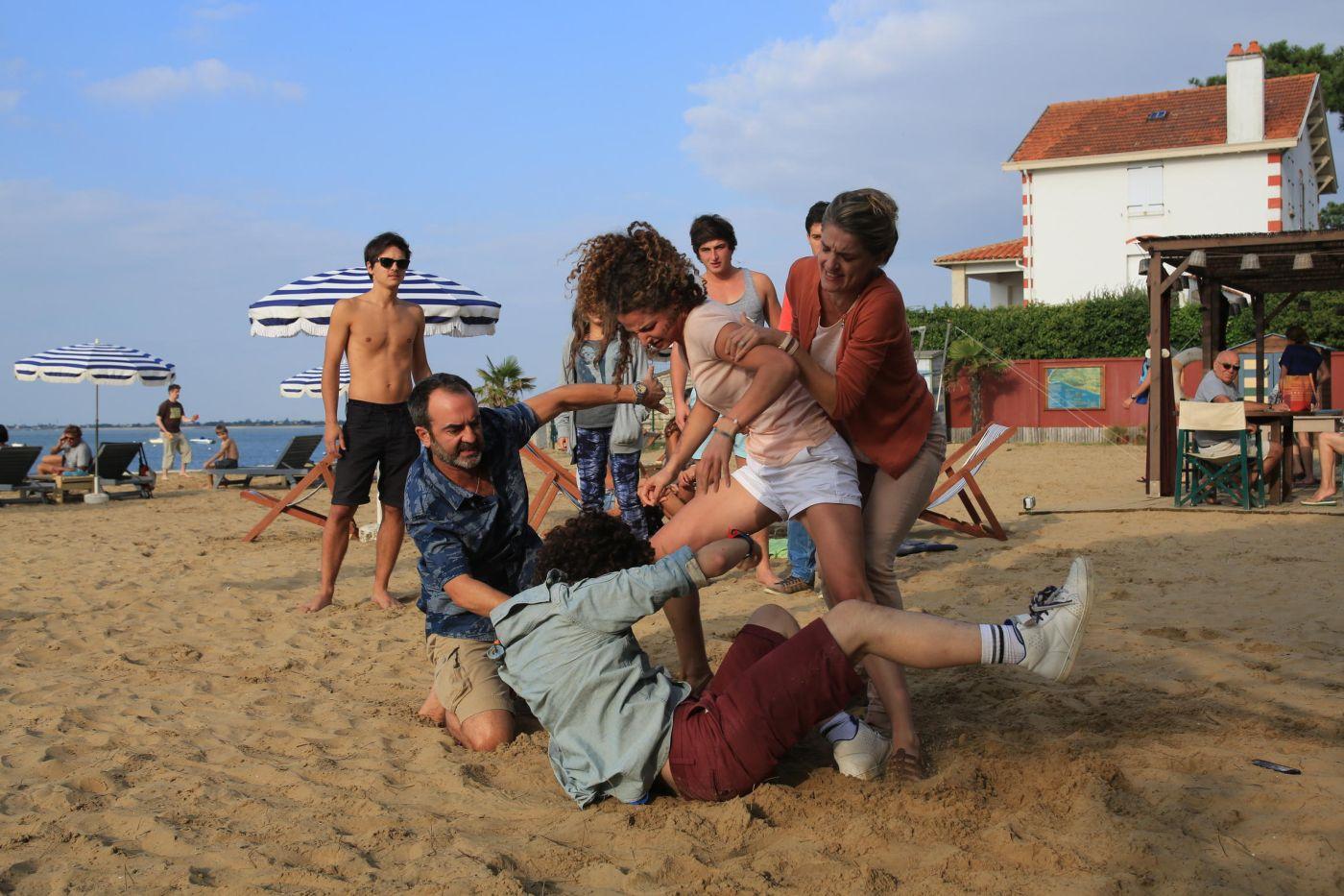 sex en francais sexe a la plage