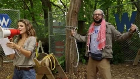 running wild eco-terroriste