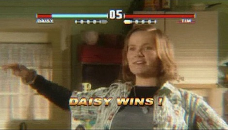 Spaced Tekken Daisy Wins