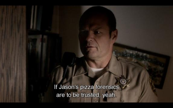 Comme la pizza, Andy a toujours raison