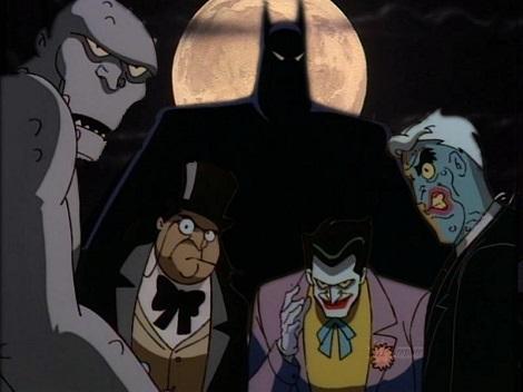 Batman-villans