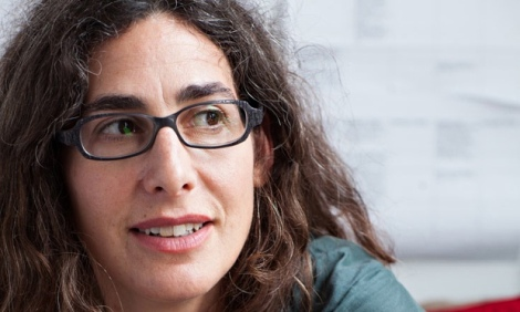 Questioning the accuracy of every bit of information she is given … Sarah Koenig