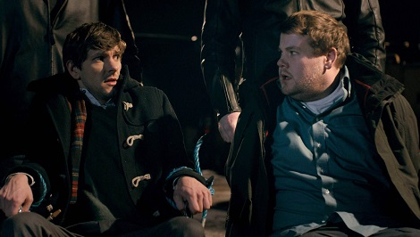 Sam (Mathew Baynton), Phil (James Corden)