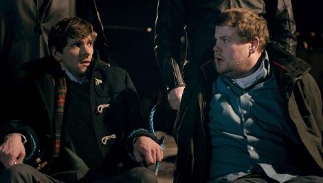 Sam (Mathew Baynton), Phil (James Corden)